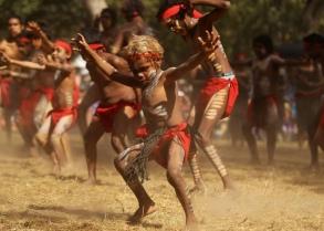 Native African dance