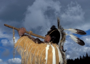 Flute native American