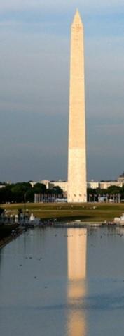 Obelisk erected