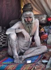 Guru naked