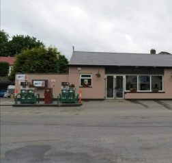 Inniskeen, fuel station